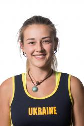 Ievgeniia Kazbekova
